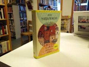 Saramago, Jose - Lissabonin piirityksen kirjuri
