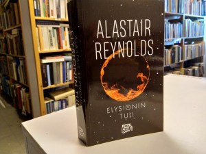 Reynolds, Alastair - Elysionin tuli