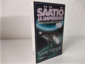 Asimov, Isaac - Säätiö ja imperiumi