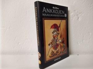 Ankkojen maailmanhistoria 2 - Antiikin aika