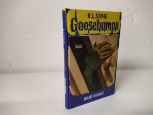 Stine, R.L. - Goosebumps - Hullu tiedemies