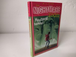 Stine, R.L. - The Nightmare room - Huutavat haamut