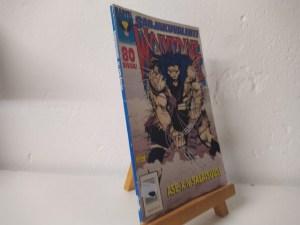 Sarjakuvalehti 10/1993 - Wolverine