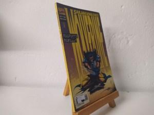 Sarjakuvalehti 8/1995 - Wolverine