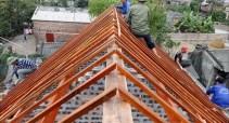 rangka atap bebas rayap