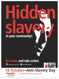 Hidden Slavery poster