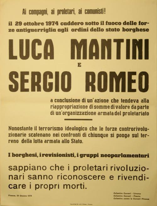 Αποτέλεσμα εικόνας για nap anni 70, luca mantini