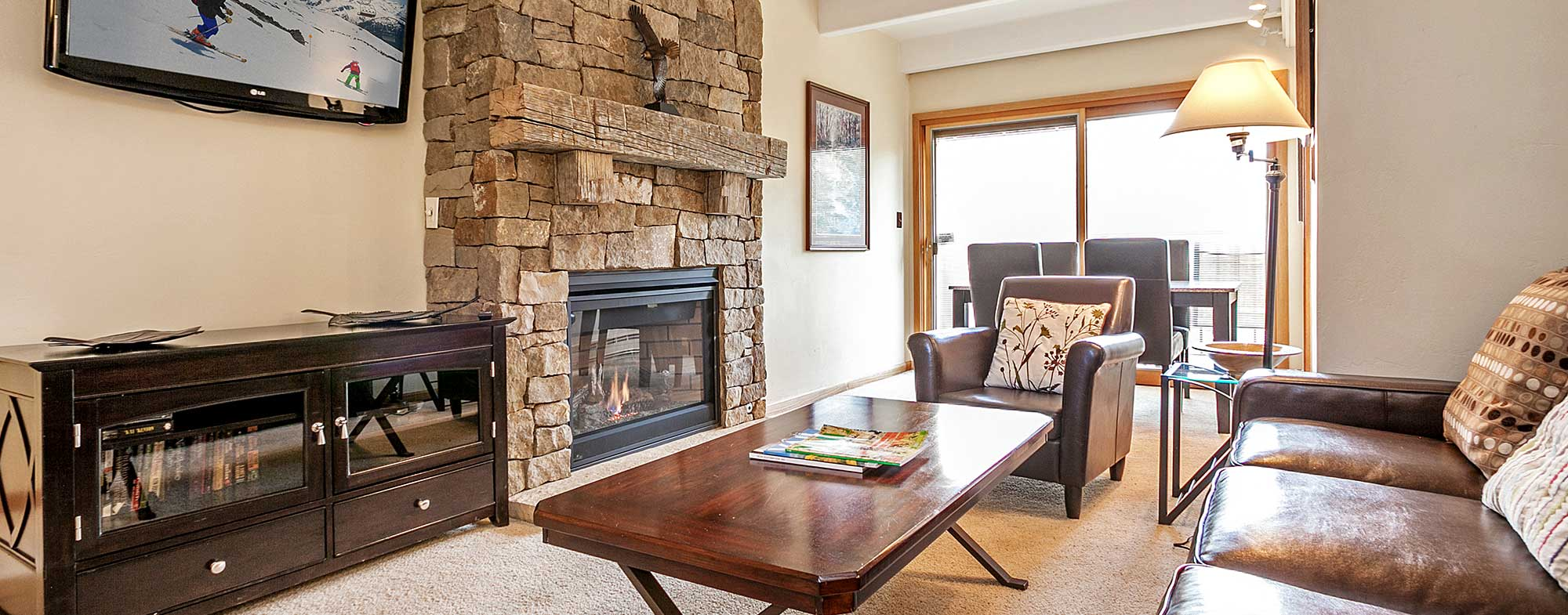 vail colorado condos for rent - 2 bedroom / 2 bath 900 sqft condos