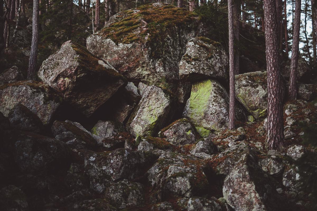 stenblock tivedens nationalpark