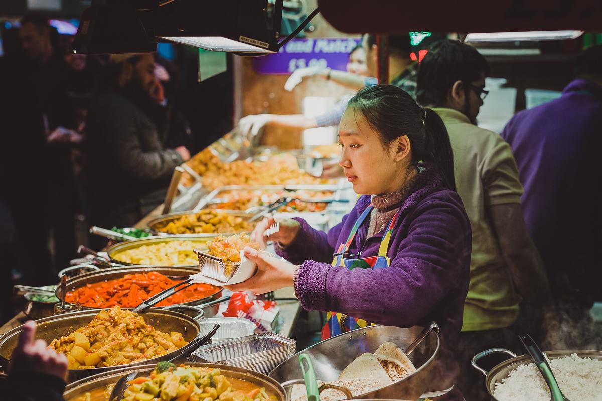 londons matkultur