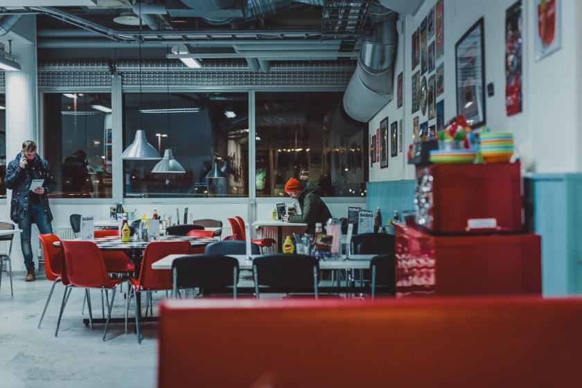 Hamburgerrestauranger i Stockholm