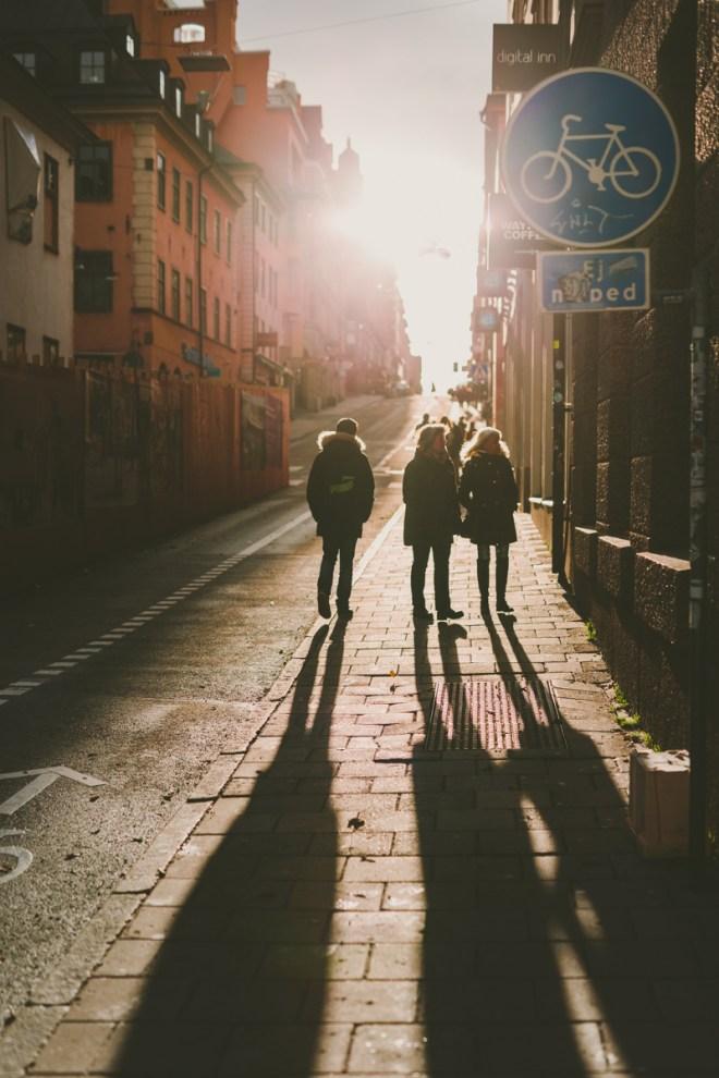 I stunder som dessa – ett kärleksbrev till Stockholm
