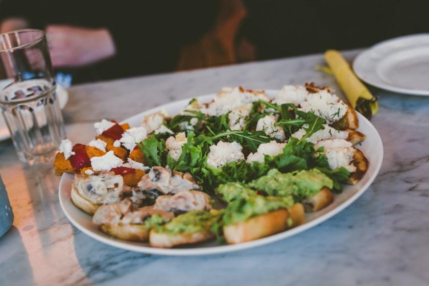 Vegetarisk och vegansk mat i Tallinn
