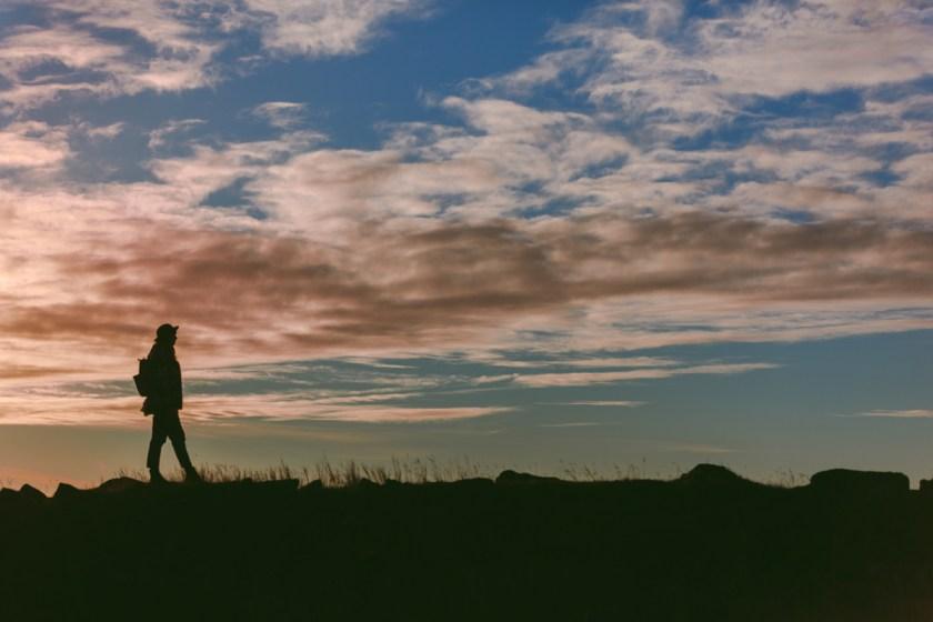 Fotografera solnedgång