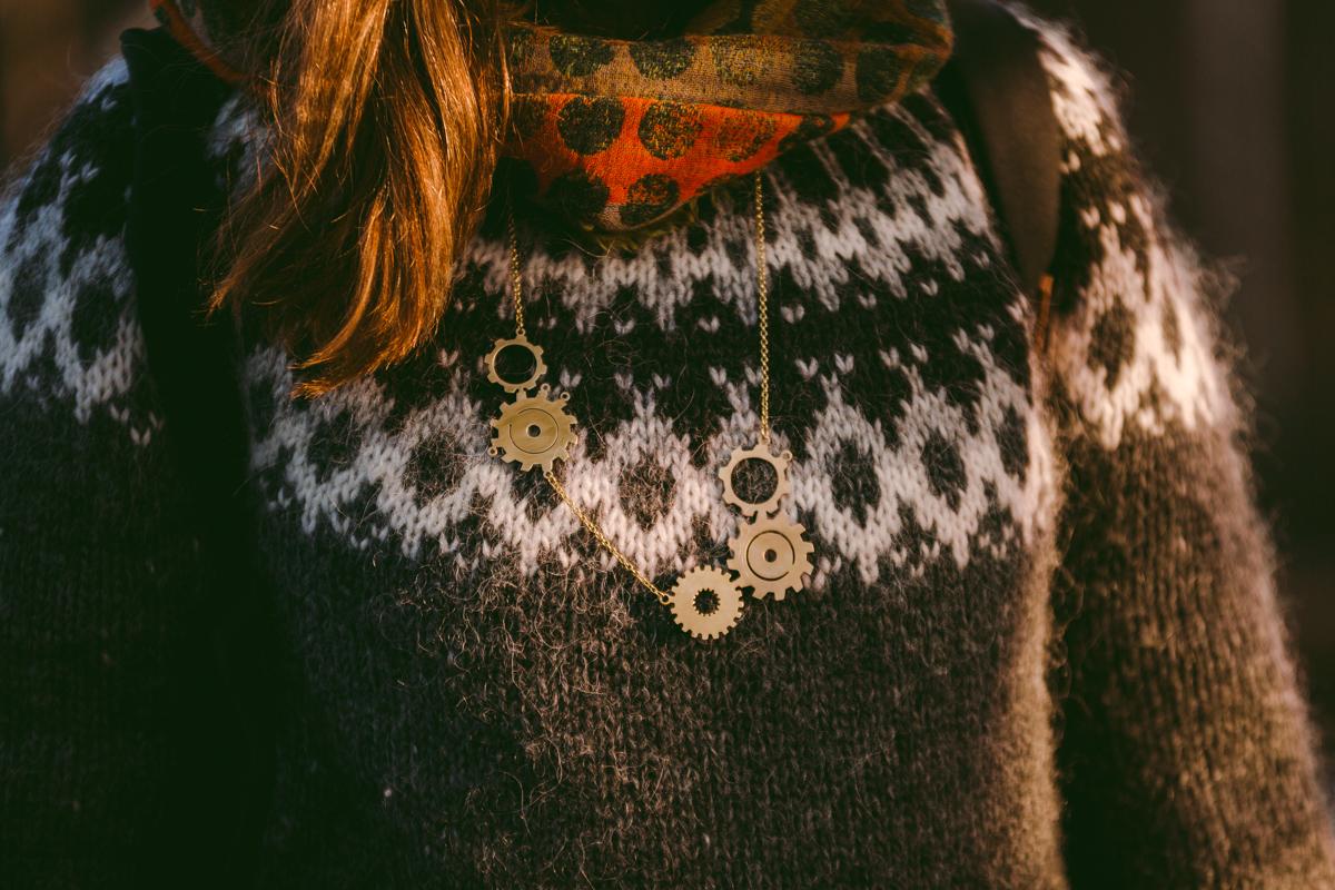 halsband kugg från JohannaN