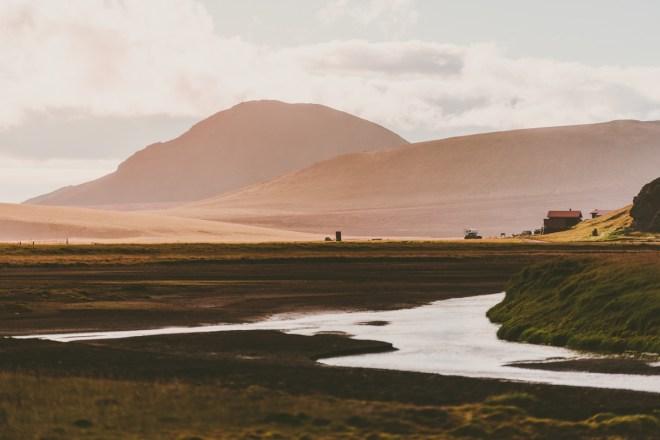 Det isländska höglandet
