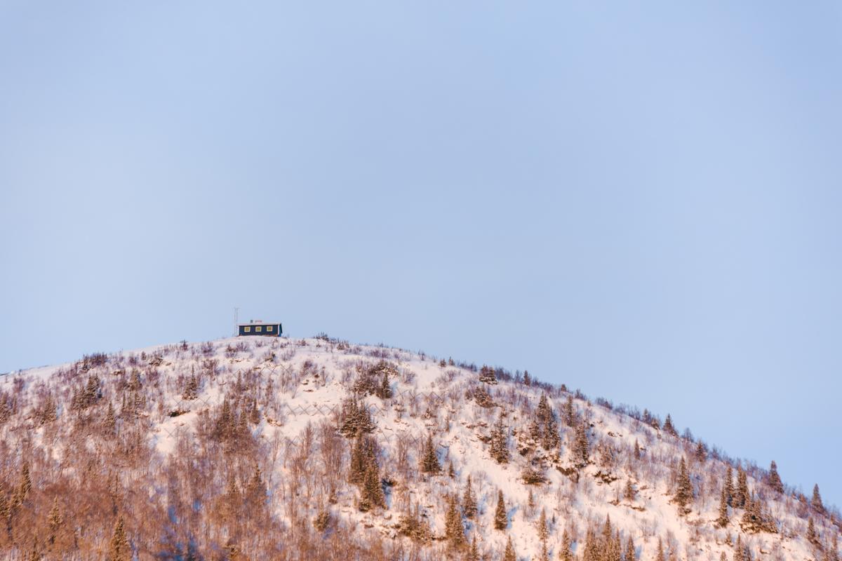 Fotografera snö