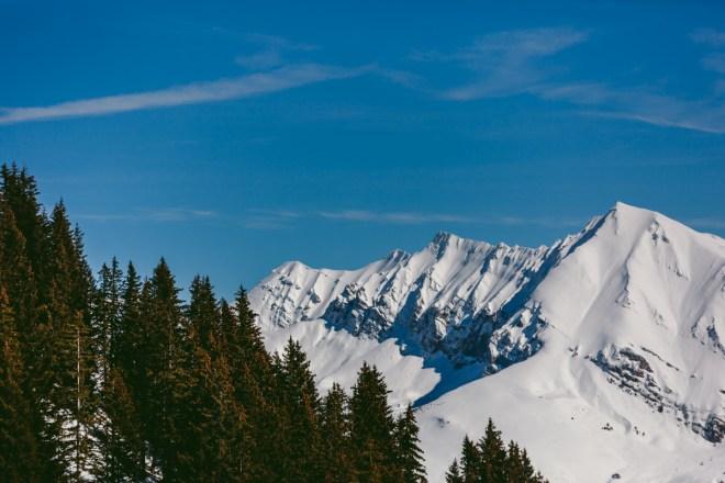 Vykort från Adelboden