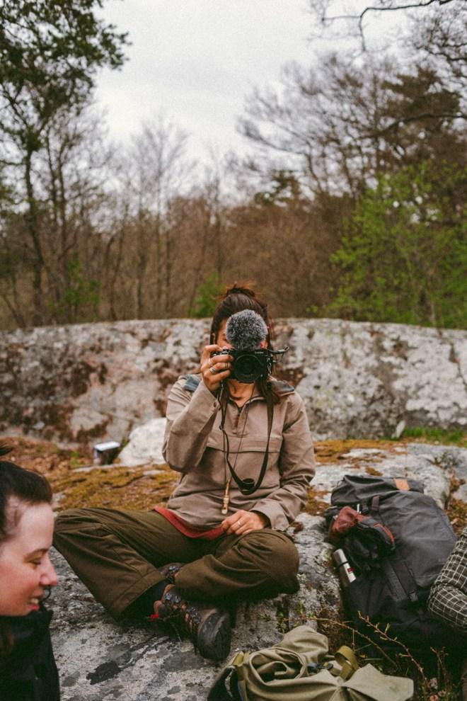 Fotodagbok: Ängsö med #kvinnligaäventyrare