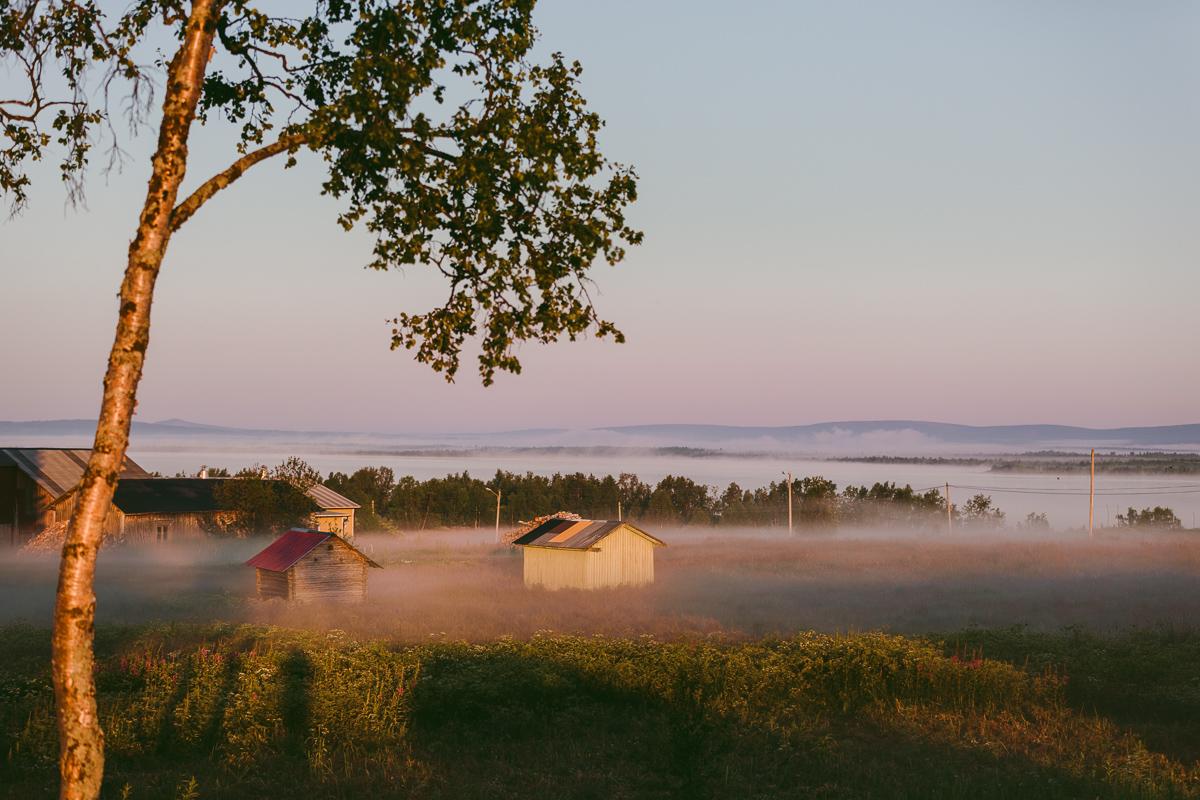 norrland sommar sverige