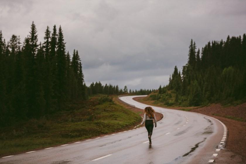 roadtrip norrland lappland