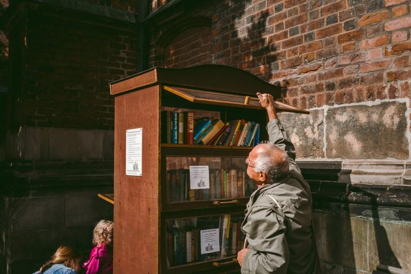 att göra i hannover bokhyllor