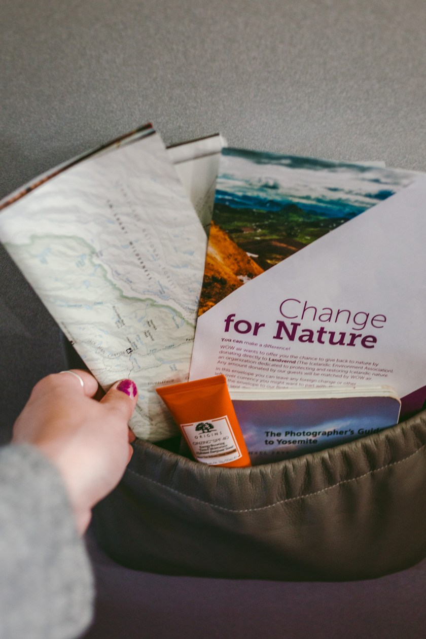 change for nature wow air
