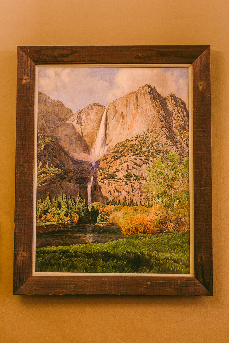 gunnar widforss yosemite the majestic