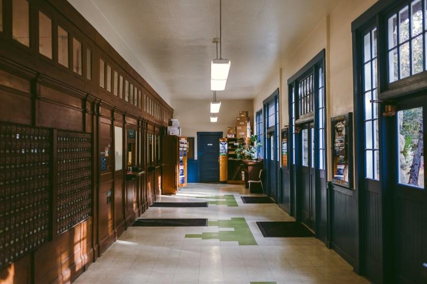 post office yosemite