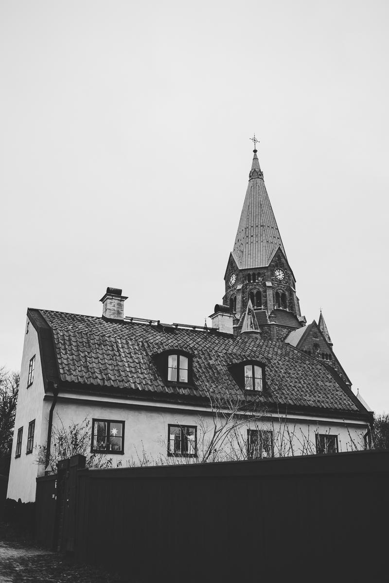 Fotodagbok: Södermalmsvinter