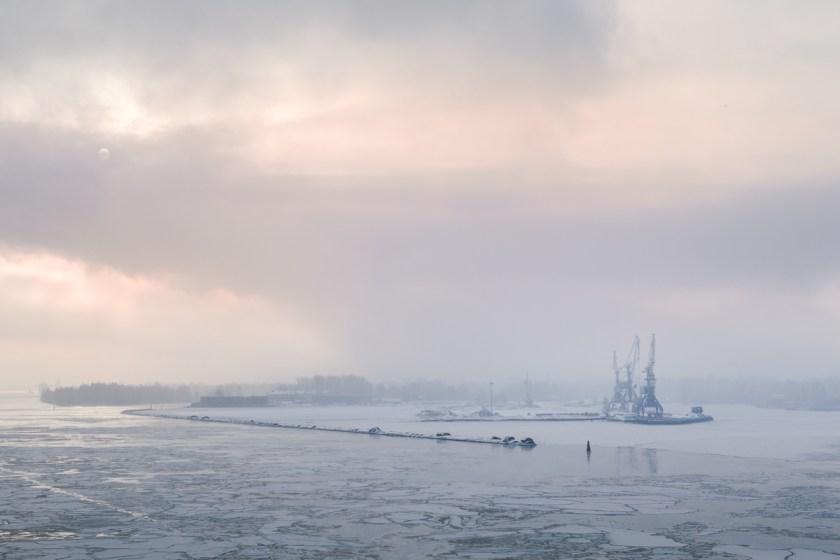 Vykort från Riga