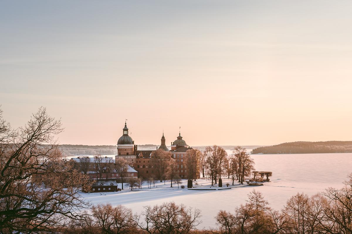 Kungens hjorthage och Grevens jaktstuga – två naturreservat i Södermanland