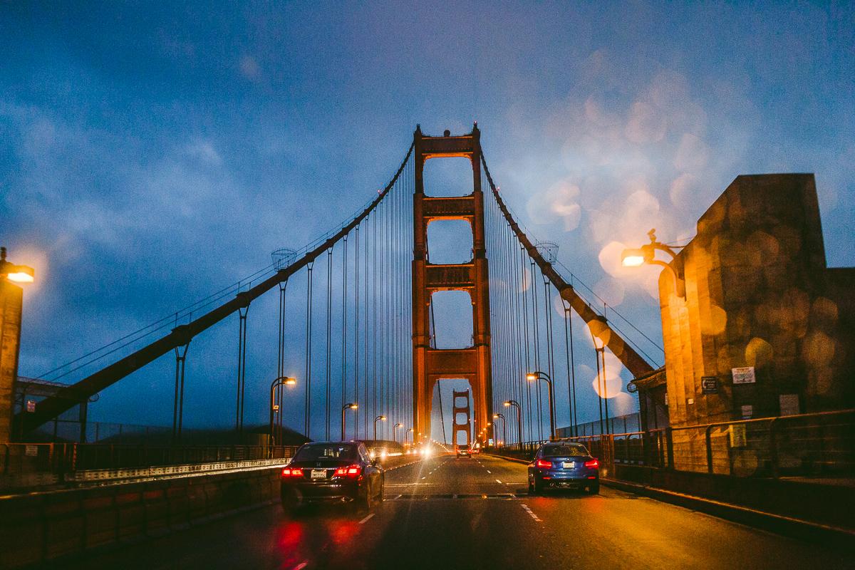 Bilder från San Francisco
