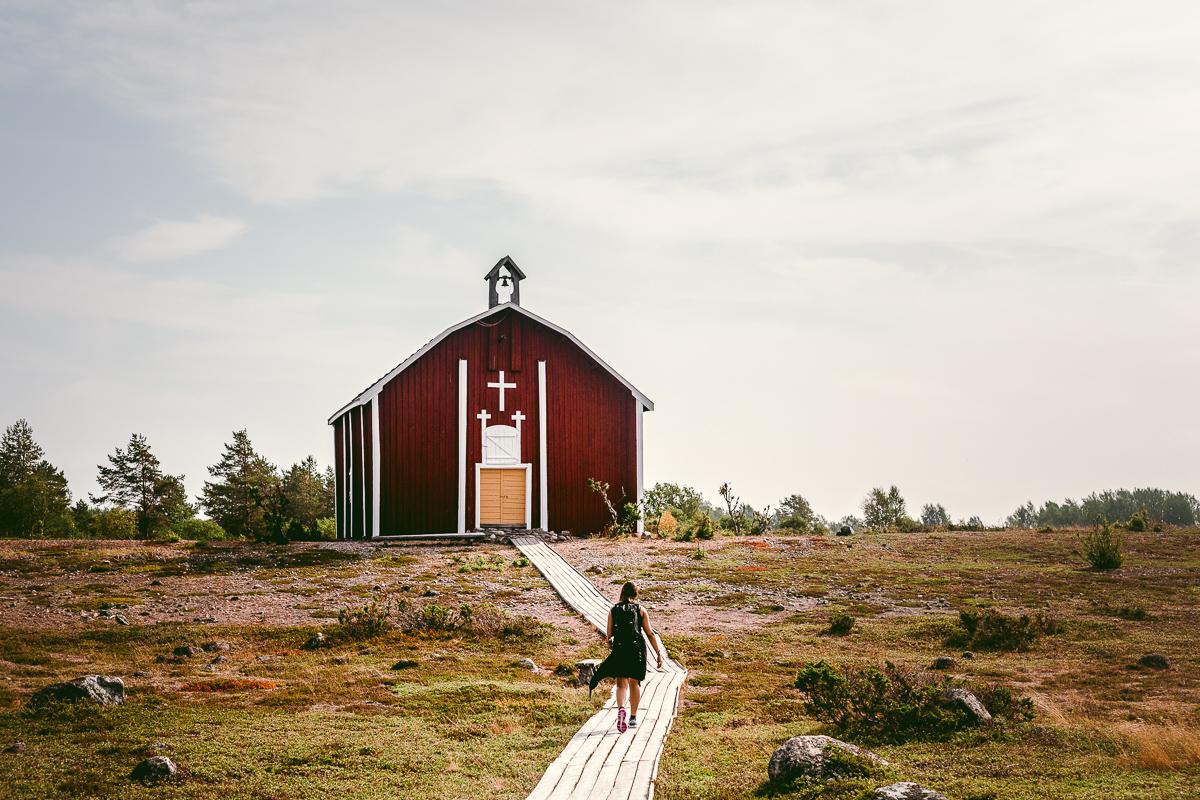 Sandskär kapell