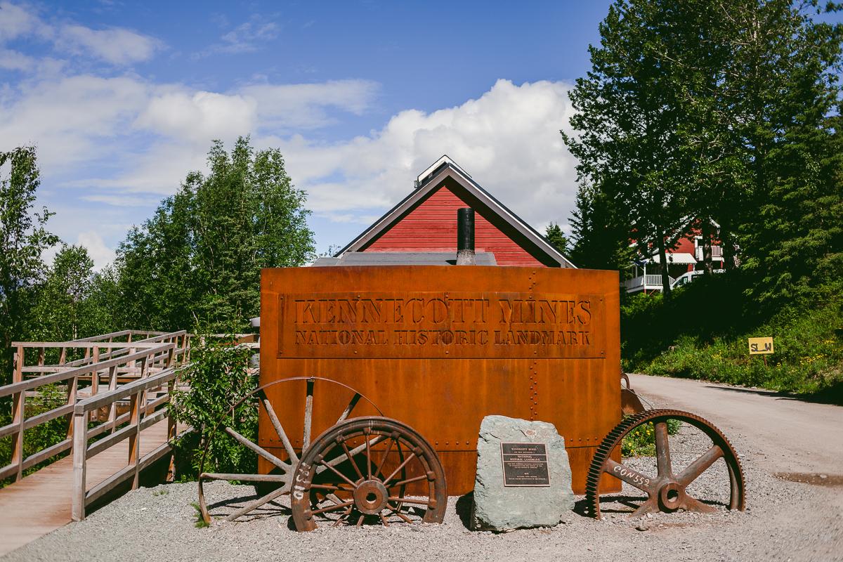 kennicott koppargruva gruva alaska