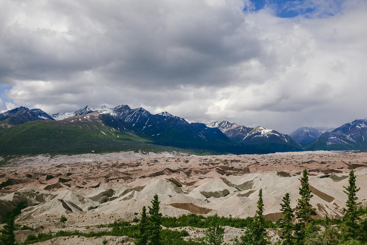 kennicott glacier st elias national park