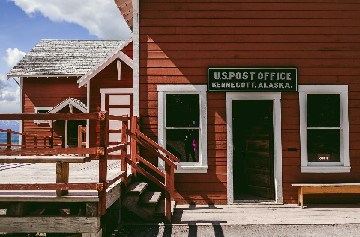 kennicott post office