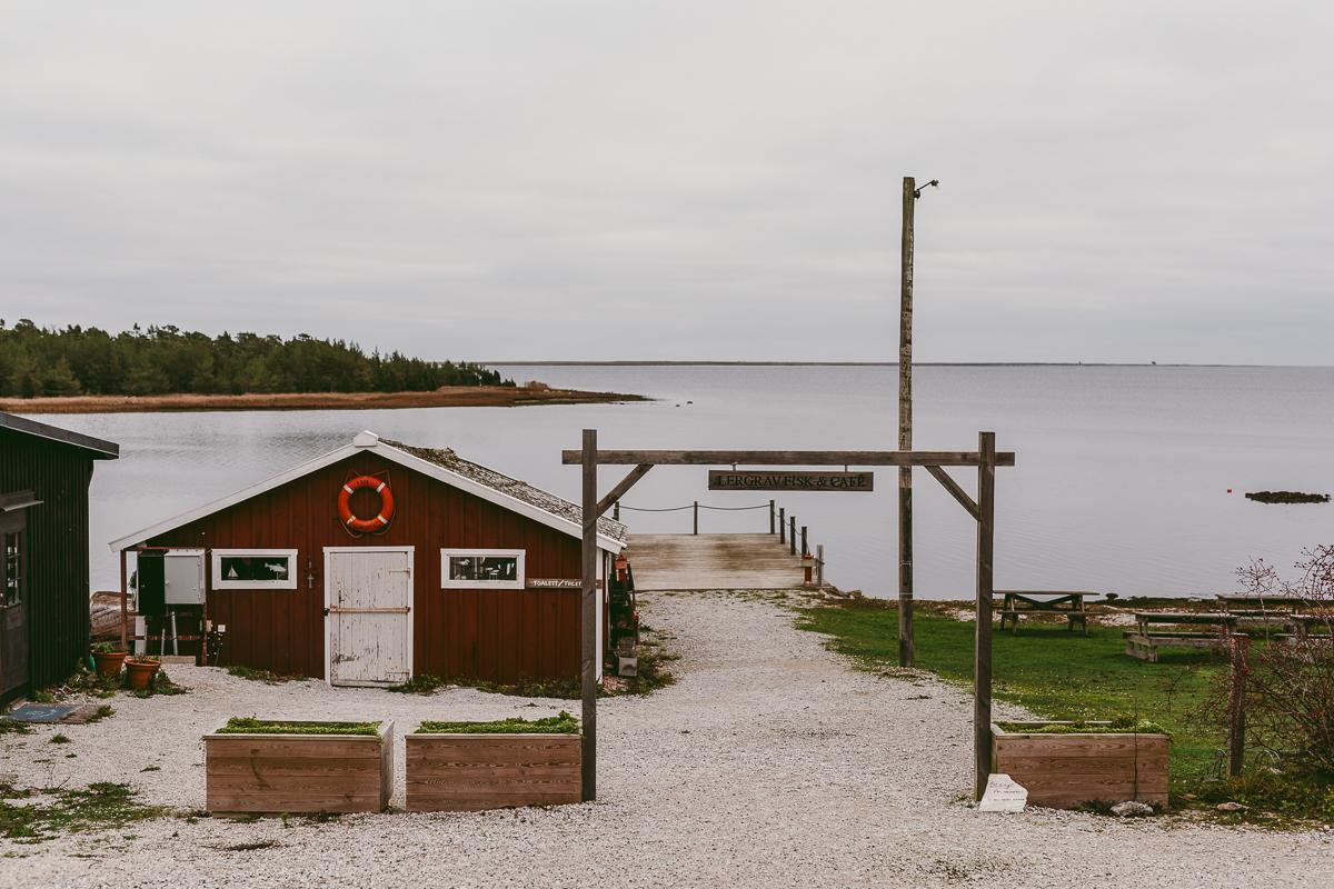 lergrav fiskeläge norra gotland