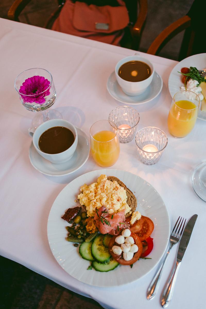 frukost hotell slott