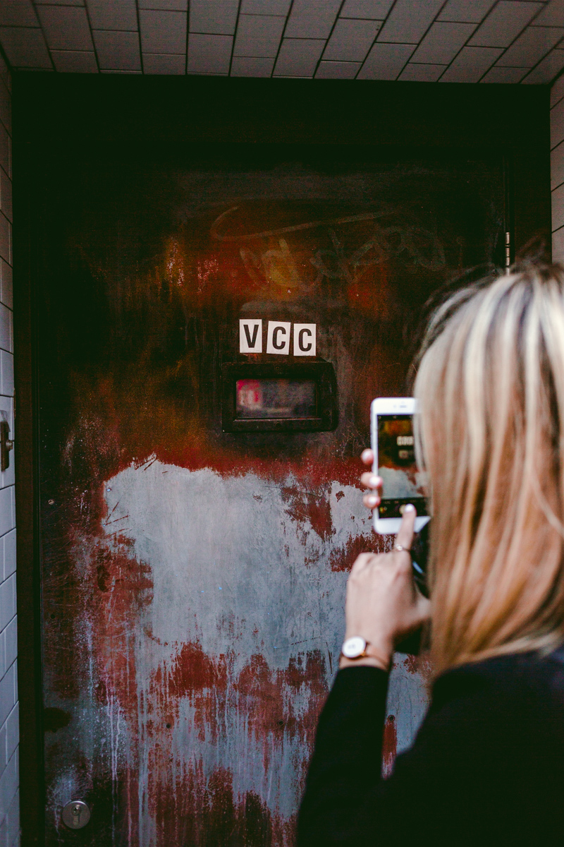 vintage coctail club secret door