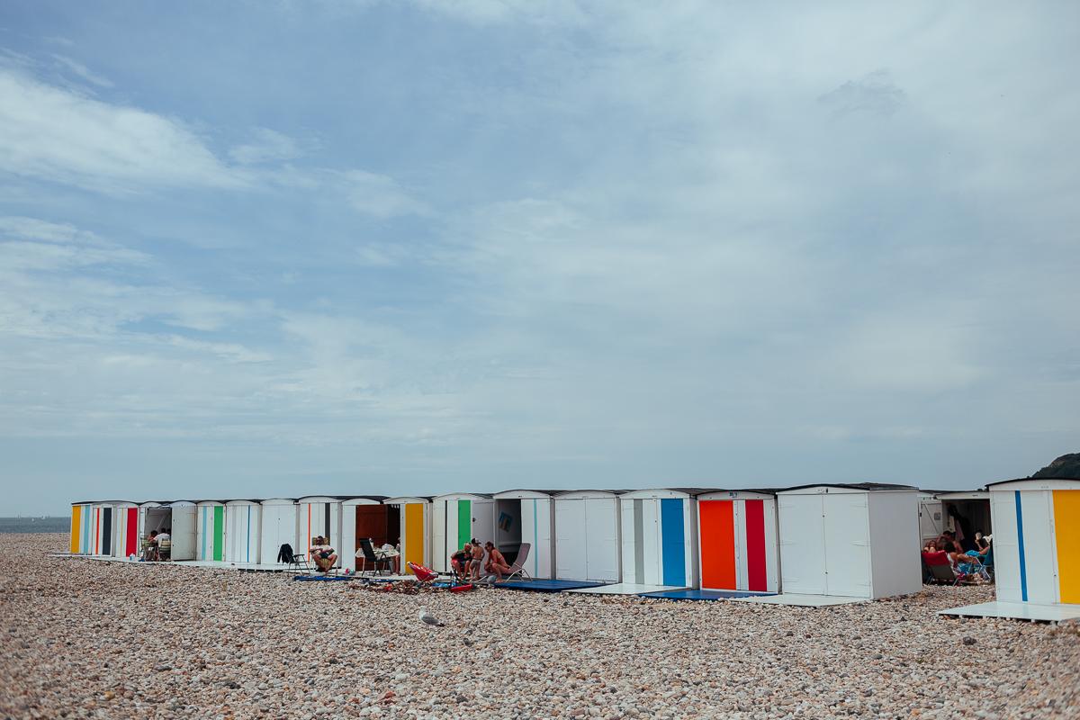 stranden i le havre