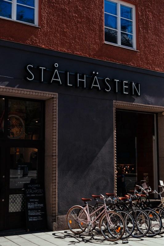 stålhästen stockholm