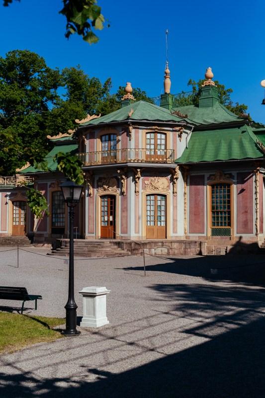 kina slott drottningholm stockholm