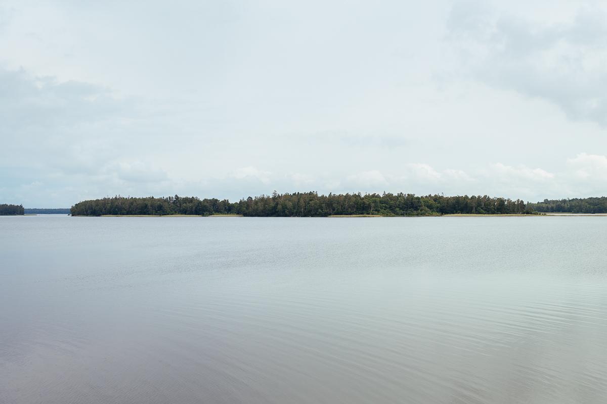 sjön Åsnen