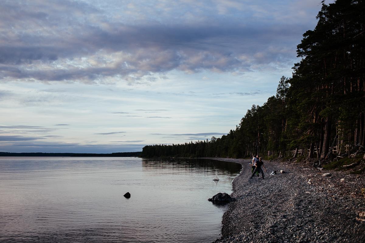 kasta macka storsjön östersund