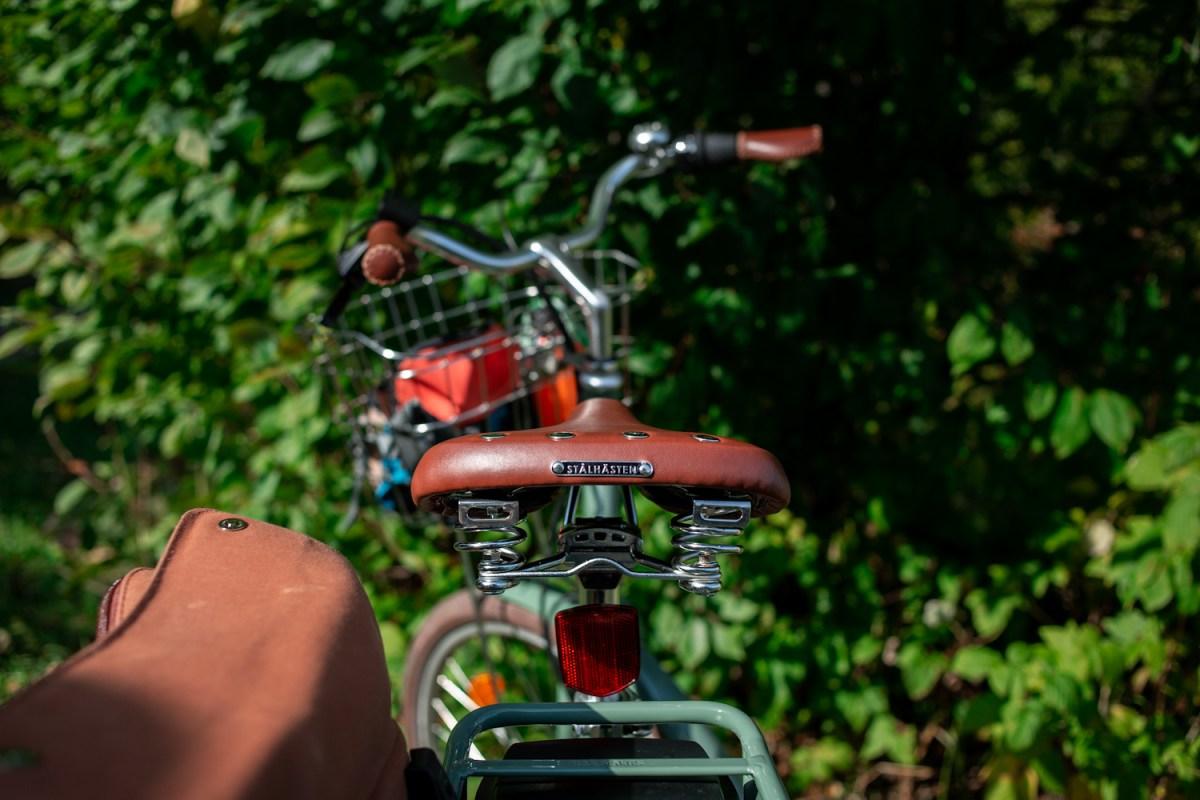 cykel ståhästen