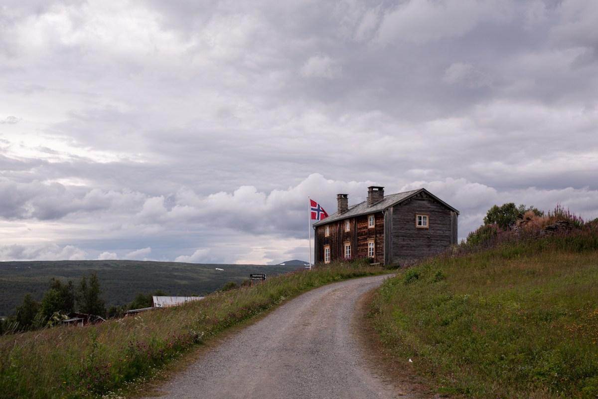 norgefarargården i klimpfjäll vildmarksvägen