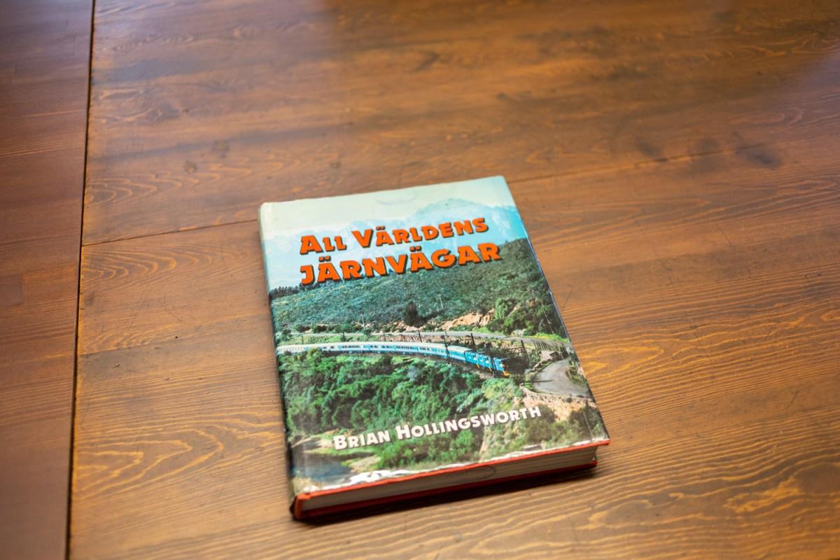 bibliotek bok om järnvägar