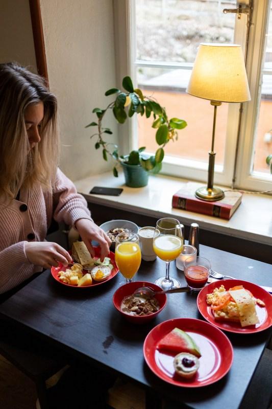 frukost på sigtunastiftelsen