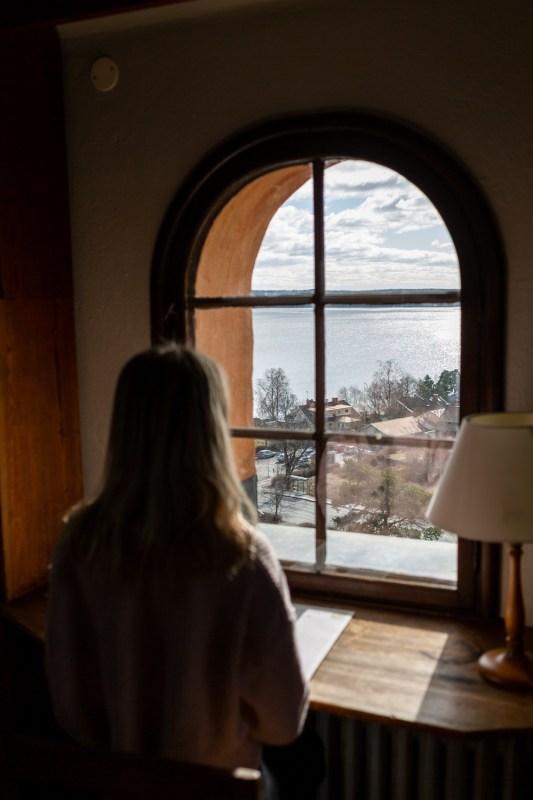 tornrummet sigtunastifelsen drömmen om att bli en författare